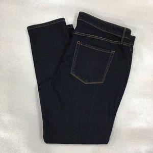Ava & Viv Skinny Entubabo Mid Rise Stretch Jeans